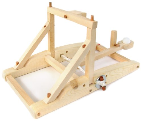 Working Wood Catapult Kit -