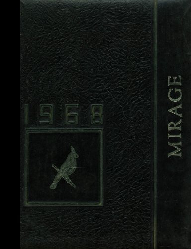 (Reprint) 1968 Yearbook: New Bremen High School, New Bremen, Ohio