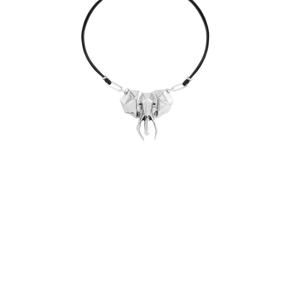 Uno de 50 Afrowako Necklace COL1149MTLNGR0U