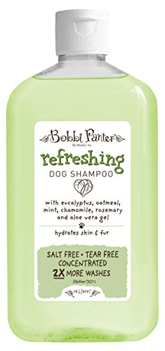 Bobbi Panter Natural Refreshing Dog Shampoo, 14-Ounce