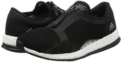 Adidas negbas Pureboost ftwbla Tr negbas Noir De Course X Zip Femme Chaussures rrqvTafzn