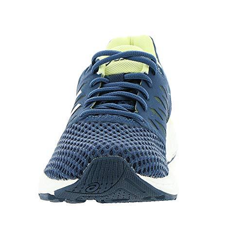 Blue Femmes Asics silver Gel Chaussures exalt Pour 4 limelight Dark wrXxX08Pq