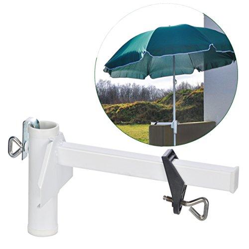 Sonnenschirm Halterfür Mauern und Geländer