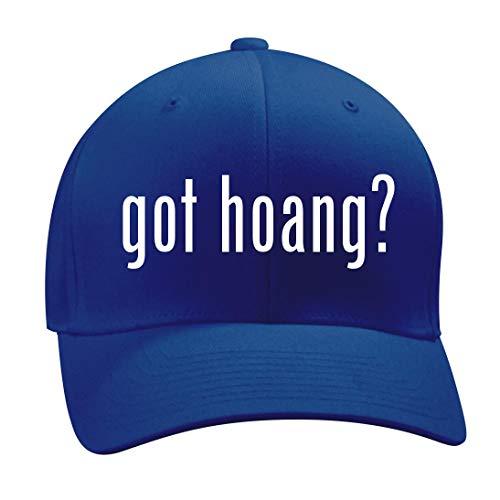 got Hoang? - A Nice Men's Adult Baseball Hat Cap, Blue, Small/Medium
