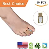 Broken Toe Wraps, Cushioned Bandages, Hammer Toe Separator Splints, Toe Straight, Hammer Toe Wrap, Cushioned Corrector, for Broken Toe, Hammer Toe.