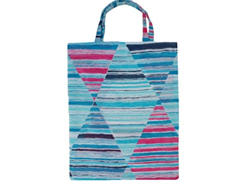 Leesha Design Upcyling Mini Tasche für Kinder & Co. Wow Himmel