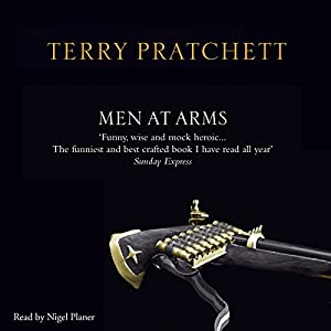 Men at Arms | Livre audio