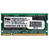 ProMOS 512MB DDR RAM PC-2700 200-Pin Laptop SODIMM