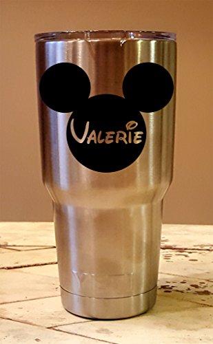 Personalized YETI 30 oz. Tumbler Disney Mickey Mouse CUSTOM Laser (Mickey Mouse Tumbler)