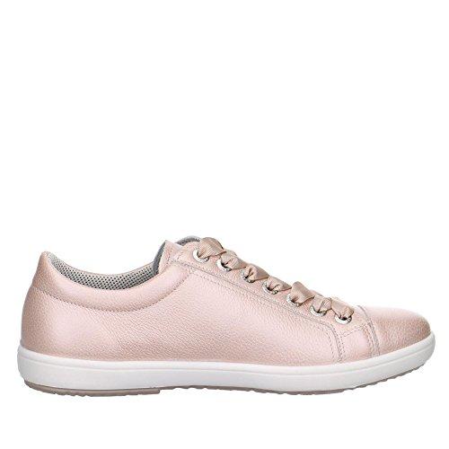 Legero 2-00860 Trapani Womens Tanaro Lace-Up Flats Rosa RMMQ95PA