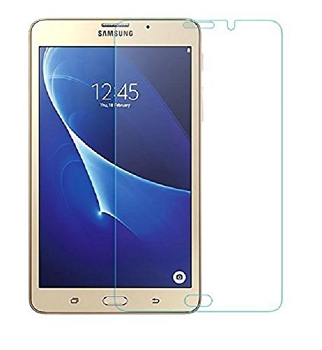 Colorcase Tempered Glass Screenguard for Samsung Galaxy J Max  7.0  T285 Tablet