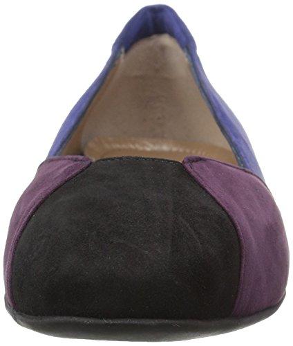 BeautiFeel Women's Saoirse Dress Pump Black Multicolor Suede cheap sale amazon oVlZ396Rca