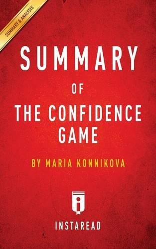Confidence Game Pdf