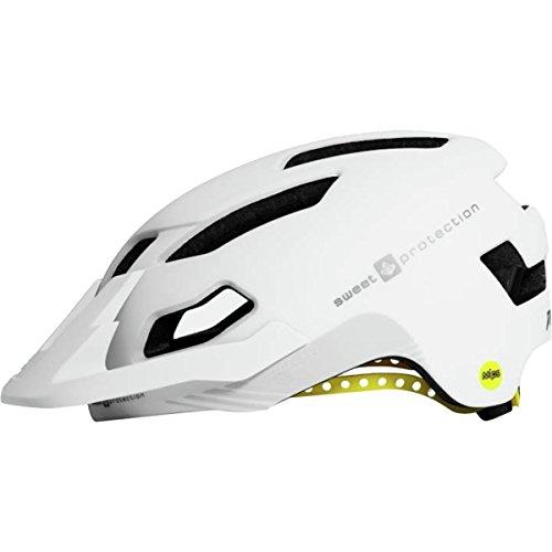 Sweet Protection Dissenter MIPS Bike Helmet, Matte White, Large/X-Large