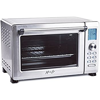 Morning Star - New and Improved - Extra Large -12-Slice Countertop Digital Infrared (No Preheat Needed) Convection Toaster Oven, Stainless Steel 21