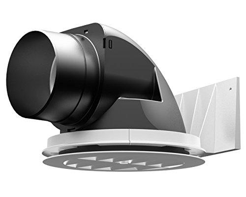 Panasonic EZSV14 Vent EZ Ventilation pre-Soffit Installation