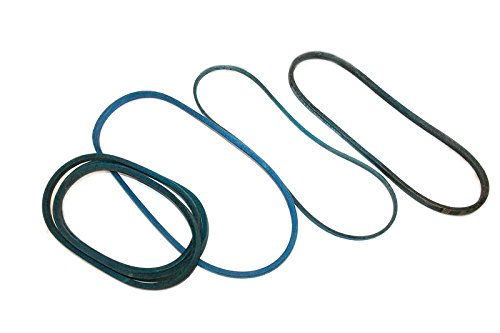 Lesco Wheel Drive Belt Fits Bobcat Variable Speed Transmissions on 36
