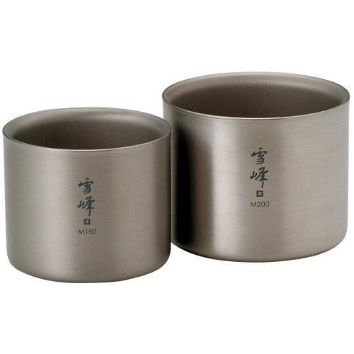 snow-peak-Titanium-Stacking-Mug-Double-Wall-Ware-Combo-Sets-TW-137