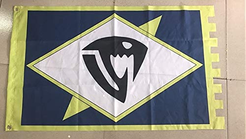 New Fairy Tail Logo Flag Naz Lucy Anime Cosplay Flags Banner Party Room Decoration 114cm by 66cm]()