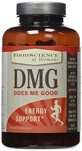 Food Science of Vermont DMG Supplement, 240 Count