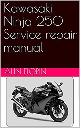 kawasaki ninja 250r service manual free download