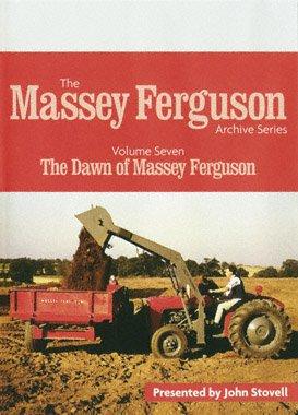 Ferguson Farm Tractors (Massey Ferguson Archive Series-volume 7: The Dawn of Massey Ferguson)