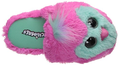 Images of Hatchimals Kids Penguala Plush Novelty Scuff Slippers SGF7770AHA