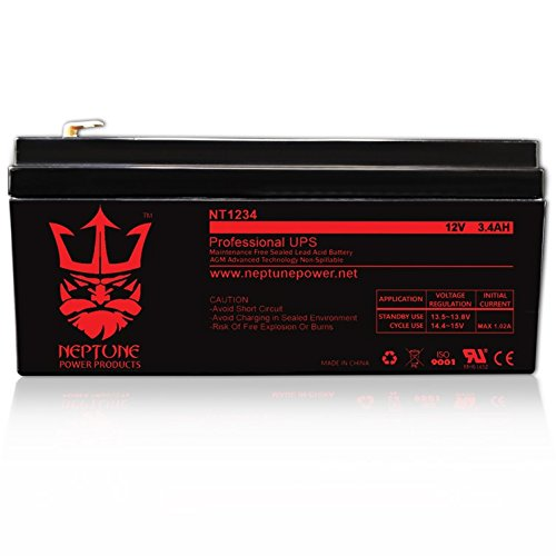 Replacement Battery for APC Back UPS ES 350