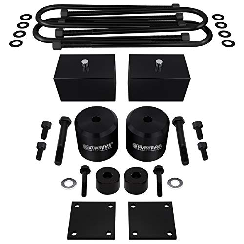 Supreme Suspensions - Full Lift Kit for 2005+ Ford F250 F350 Super Duty w/OVERLOADS 3