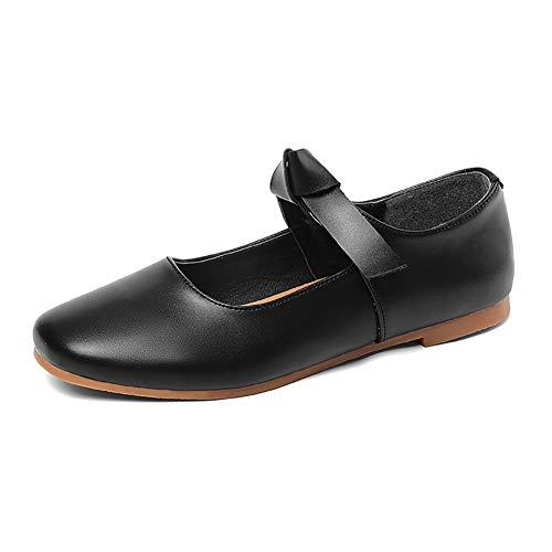 Plats 3 À Yxx Taille Mocassins De D'été Rond Chaussures Décontractées Pour 1 Printemps couleur Femmes 40 Talons Bout zzqE6