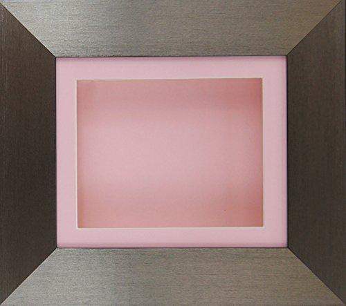 Finish Baby Frame Pewter (6x5