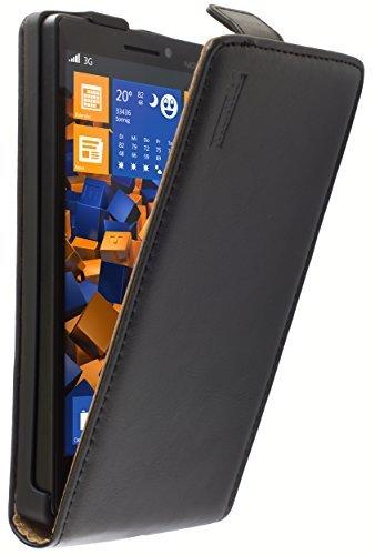 mumbi Leder Flip Case Nokia Lumia 930 Tasche