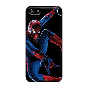 Hot Design Premium YBl63584rusz Cases Covers Iphone 5/5s Protection Cases(amazing Spider Man Imax)