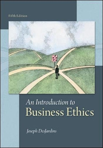 introduction to business ethics Chapter 1: introducing business ethics 1- what is ethics ethics via latin ethica from the ancient greek ἠθική [φιλοσοφία] moral philosophy, from the adjective of ἤθος ēthos custom, habit), a major branch of philosophy.