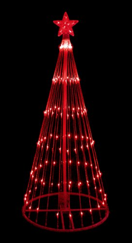 6 Led Light Show Tree