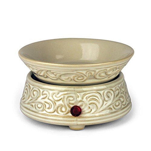 Amazon.com: White Ceramic Electric Candle Tart Warmer: Home & Kitchen
