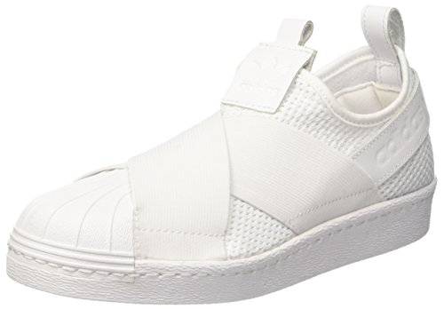 superstar slipon w slip white