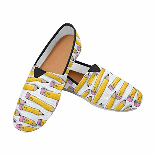 Women's Casual Canvas Slip-On Shoes