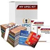 Complete UPSC Preparation Books Set - (ENGLISH MEDIUM)