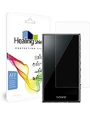 Screen Protector 2pcs for Sony Walkman NW-A100TPS A105 A105HN A106 A107, AFP Oleophobic Coating Screen Protector Clear LCD Guard Healing Shield Film