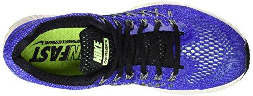 Running Bleu Chaussures Air Noir Nike Pegasus Bleu de Volt Bleu Taille 32 Zoom Homme xYaApnqA