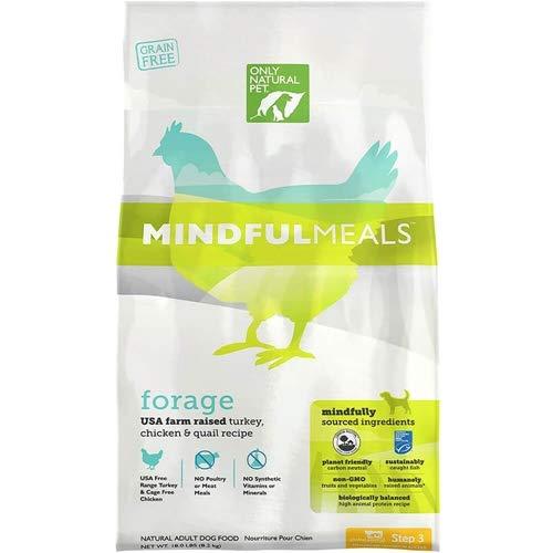 Only Natural Pet MindfulMeals Forage Chicken 18 lb Bag