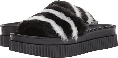 KENDALL + KYLIE Women's Isla Black/White 11 M - White Kendall Black Kylie And And