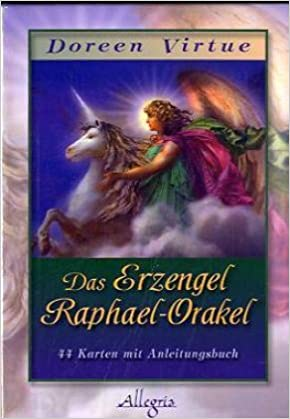 Das Erzengel Raphael Orakel Kartendeck Doreen Virtue