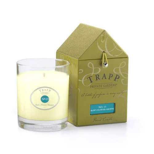 - Trapp Candle No.13 Bob's Flower Shoppe 5oz