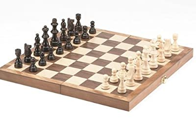 CHH 15-Inch Standard Wooden Chess Set(Discontinued by manufacturer)