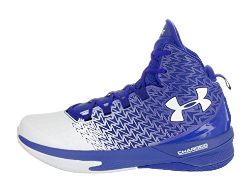 Under Armour Men's UA ClutchFit Drive 3 Basketball Shoes Blue / White-white hot sale cheap online clearance online fake cheap footlocker pictures discount official cheap sale outlet e7yty0hA4