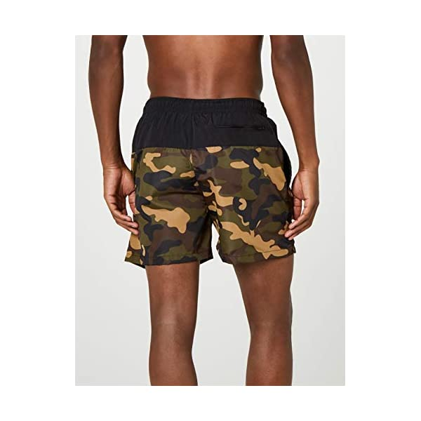 Urban Classics Block Swim Shorts Pantaloncini da Bagno Uomo 4 spesavip