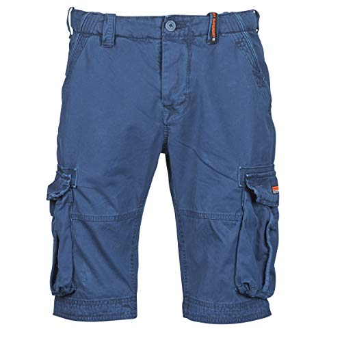 Core Navy Lite Superdry Short Cargo Btl FzZq0Z