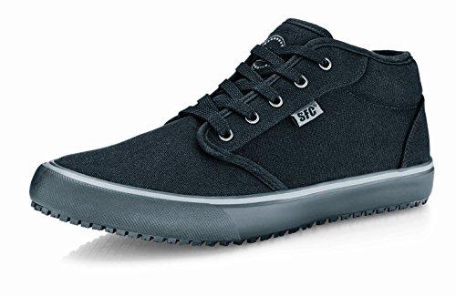 Zapatillas de lona con cordones Shoes For Crews negras 43